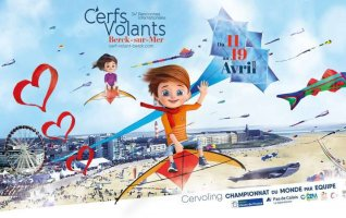 34èmes Rencontres Internationales de Cerfs-volants