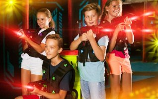 Laser Game - Les lundis et mercredis