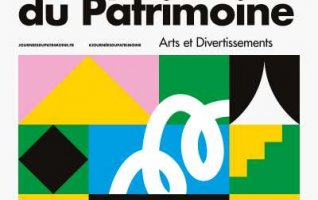 """Journées Européennes du Patrimoine """"Arts & Divertissements """""""