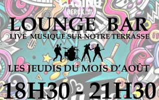 "Lounge Bar Live musique - ""Mademoiselle clair"""