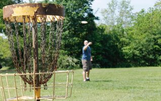 Match Play de Printemps de l'Opale Disc Golf Club