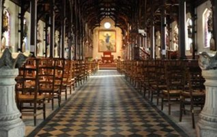 """Visite de l""""Eglise avec Jean-Max !"""