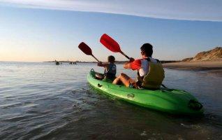 Sortie en Canoë-Kayak