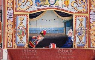 Théâtre Guignol - Pinocchio