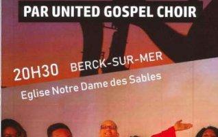 """The Joy of the gospel"" par United Gospel"