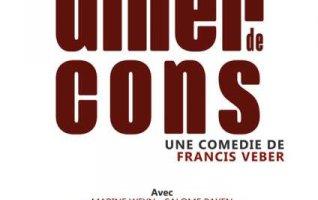 """""""Le dîner de cons"""" - Familia théâtre"""