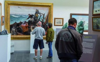 Visite-conférence autour des collections du Musée