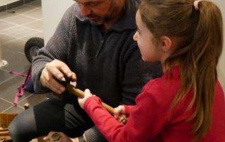 Atelier du Musée : « L'atelier des petits faussaires »