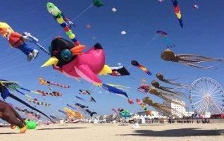 35èmes Rencontres Internationales de Cerfs-Volants