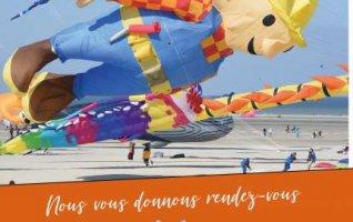 34èmes Rencontres Internationales de Cerfs-volants